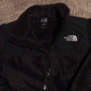 Beautiful, black barely worn jacket!!